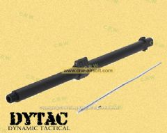 DYTAC 10.5inch CQB Outer Barrel Assemble for Marui M4 (Black)